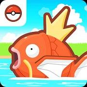 Carátula de Pokémon: Magikarp Jump - iOS