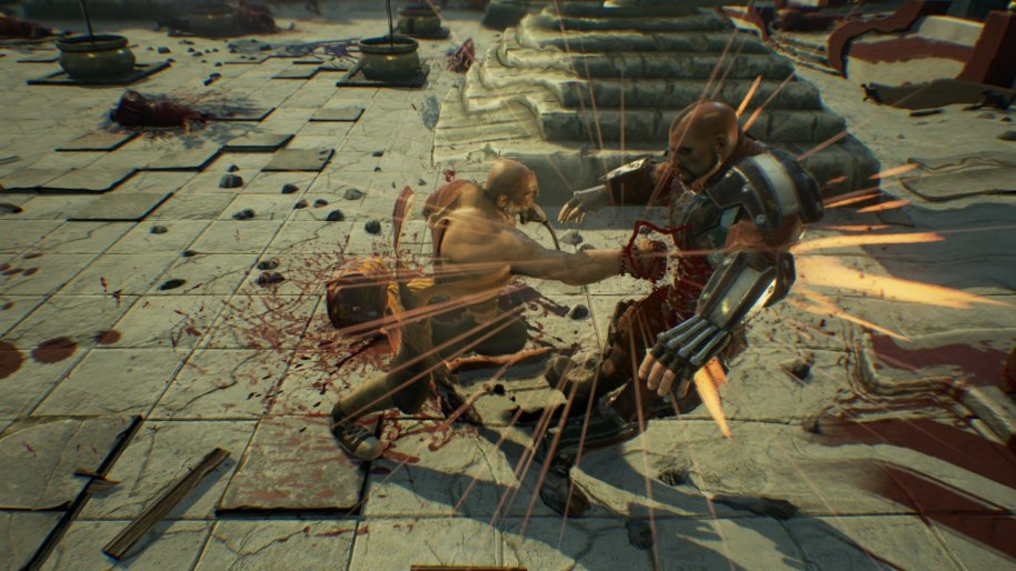 Redeemer Enhanced Edition PS4