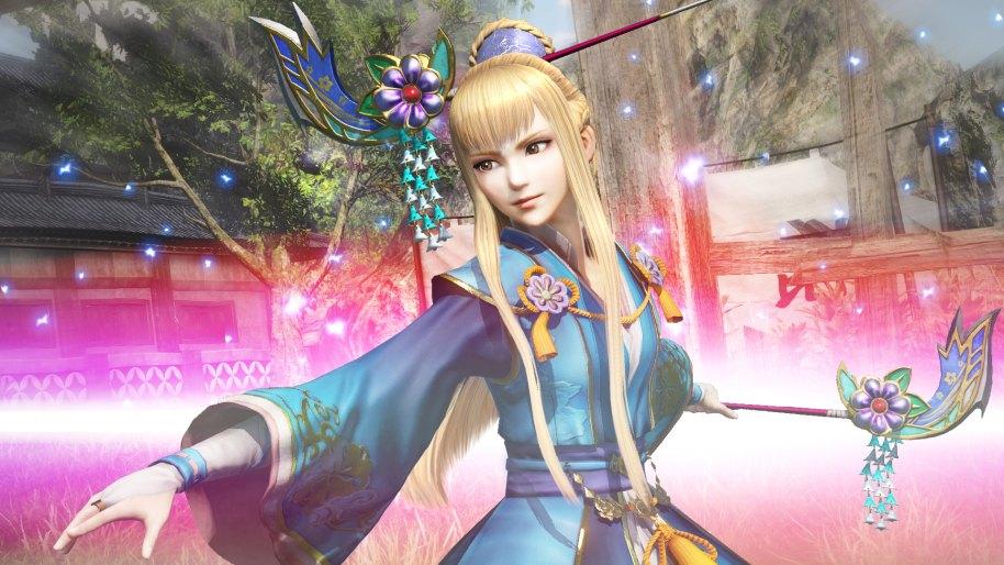 Samurai Warriors Spirit of Sanada PS4