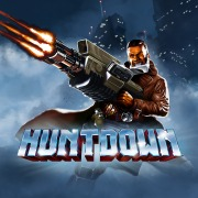 Carátula de Huntdown - Xbox One