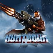 Carátula de Huntdown - Nintendo Switch