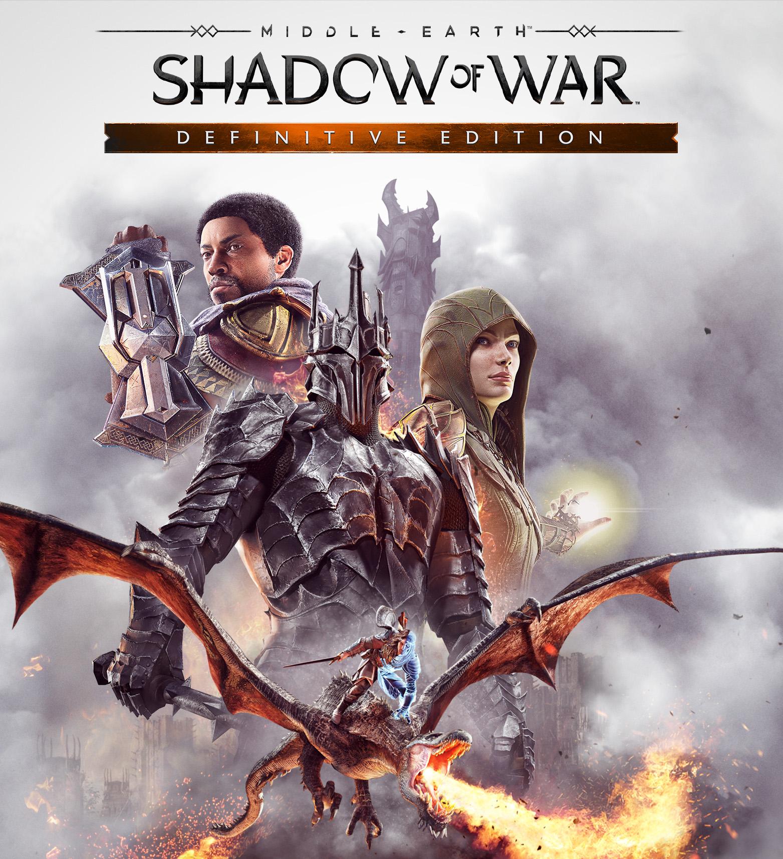 La Tierra Media: Sombras de Guerra presenta su edición definitiva