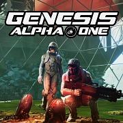 Carátula de Genesis Alpha One - PS4