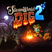 Carátula de SteamWorld Dig 2 - Stadia