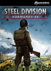 Carátula de Steel Division: Normandy 44 - PC