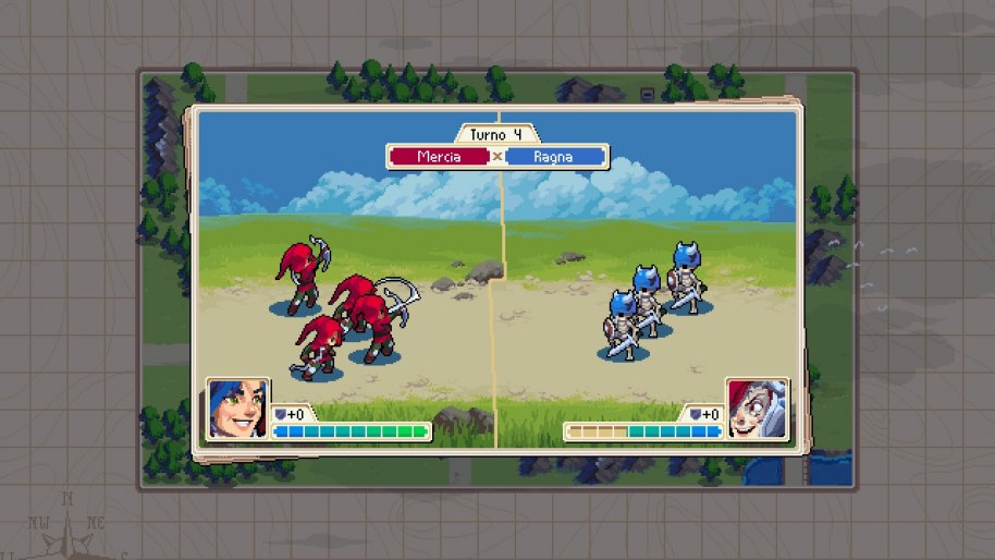 Wargroove Nintendo Switch