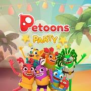 Carátula de Petoons Party - Nintendo Switch