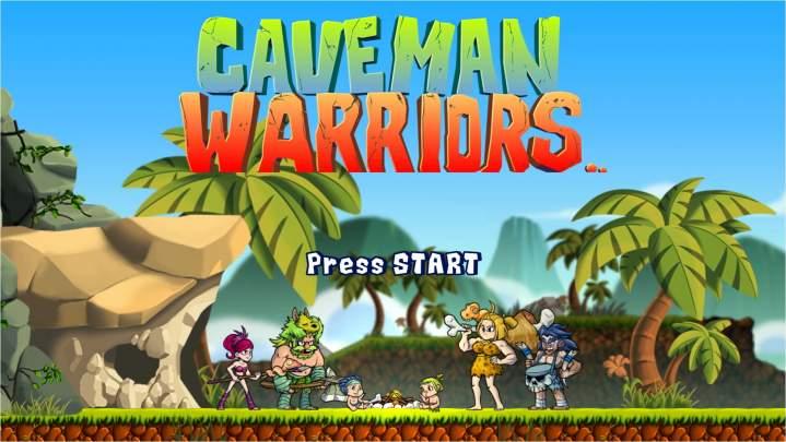 Caveman Warriors - Imagen Xbox One