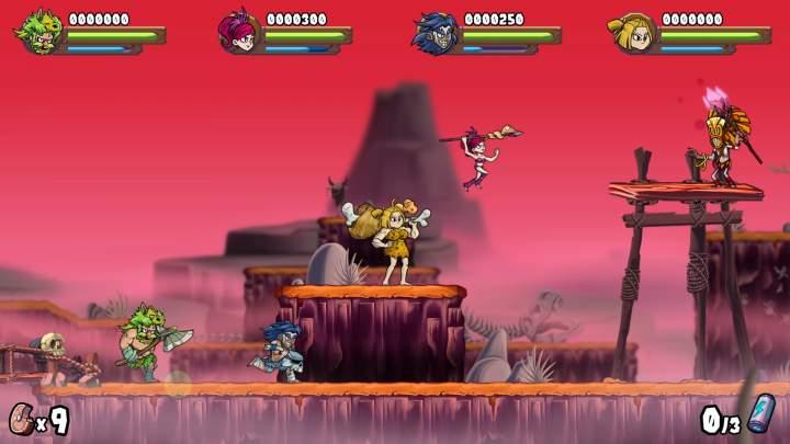 Caveman Warriors - Imagen