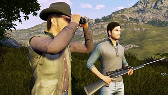 Video Hunting Simulator, Tráiler Gameplay