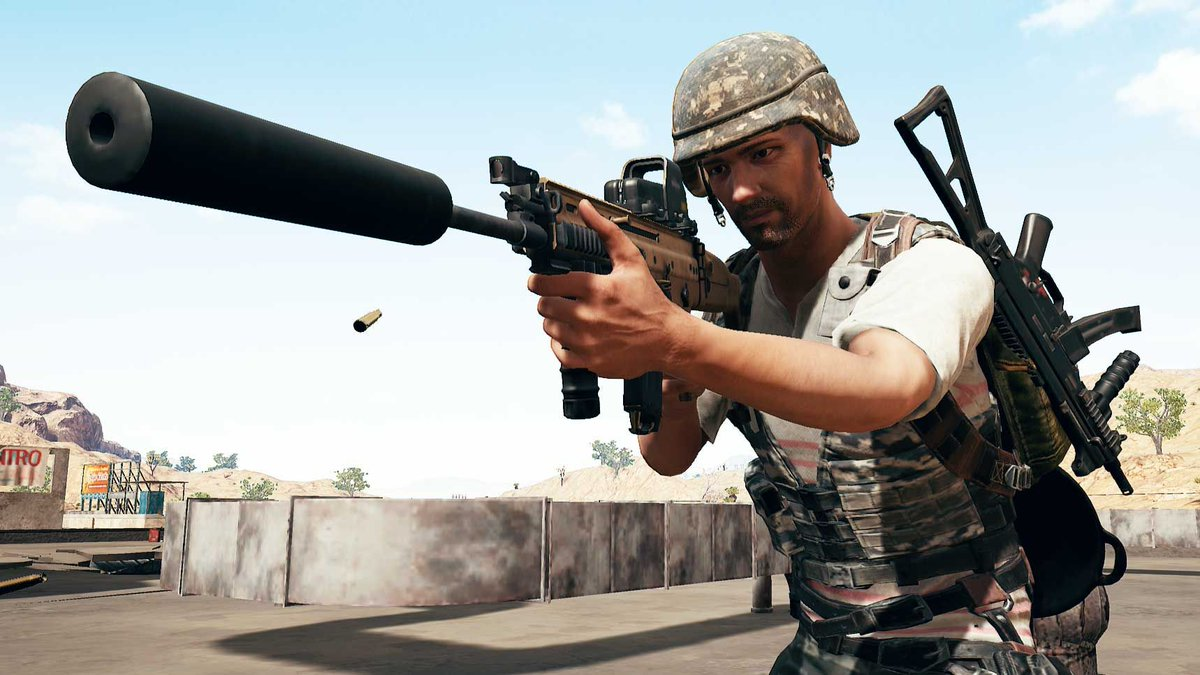 Nuevos indicios de Playerunknown's Battlegrounds en PS4