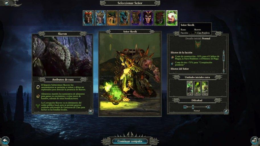 Total War Warhammer 2 análisis