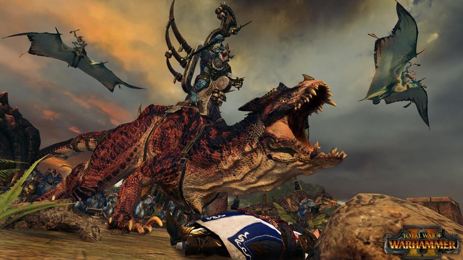 Total War Warhammer 2: Total War Warhammer 2: Impresiones jugables