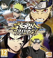 Carátula de Naruto Shippuden: Ultimate Ninja Storm Trilogy - Nintendo Switch