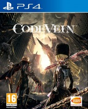 Carátula de Code Vein - PS4