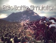 Carátula de Ultimate Epic Battle Simulator - PC