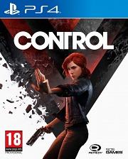 Carátula de Control - PS4
