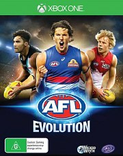 AFL Evolution Xbox One