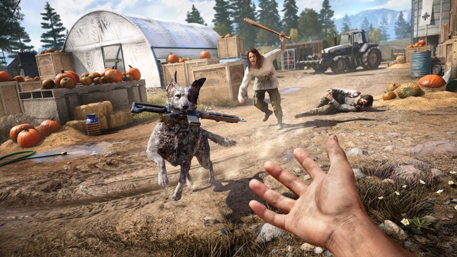 Far Cry 5: Far Cry 5: Acción, locura, caos, armas y mundo abierto