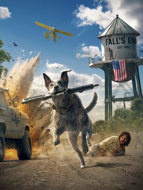 Far Cry 5: Jugamos a Far Cry 5 para comprobar su nueva locura