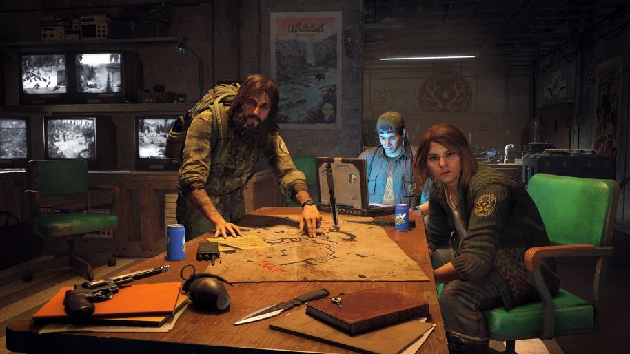 Far Cry 5: Far Cry 5, diversión y reflexión sobre el fin del mundo