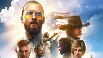 Ubisoft presenta una infografía de Far Cry 5