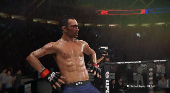 UFC 3: Un rápido análisis del demo de UFC 3, el juego de artes marciales mixtas de EA Sports