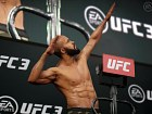 UFC 3 - Pantalla