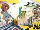 Project Rap Rabbit - Pantalla