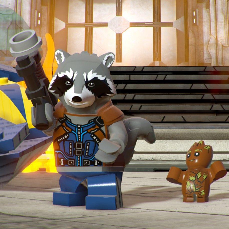 LEGO Marvel Super Heroes 2