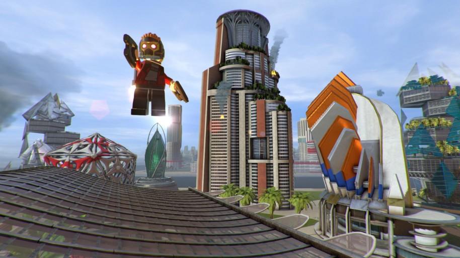 LEGO Marvel Super Heroes 2: LEGO Marvel Super Heroes 2: Simpatía, cooperativo y acción en Chronopolis
