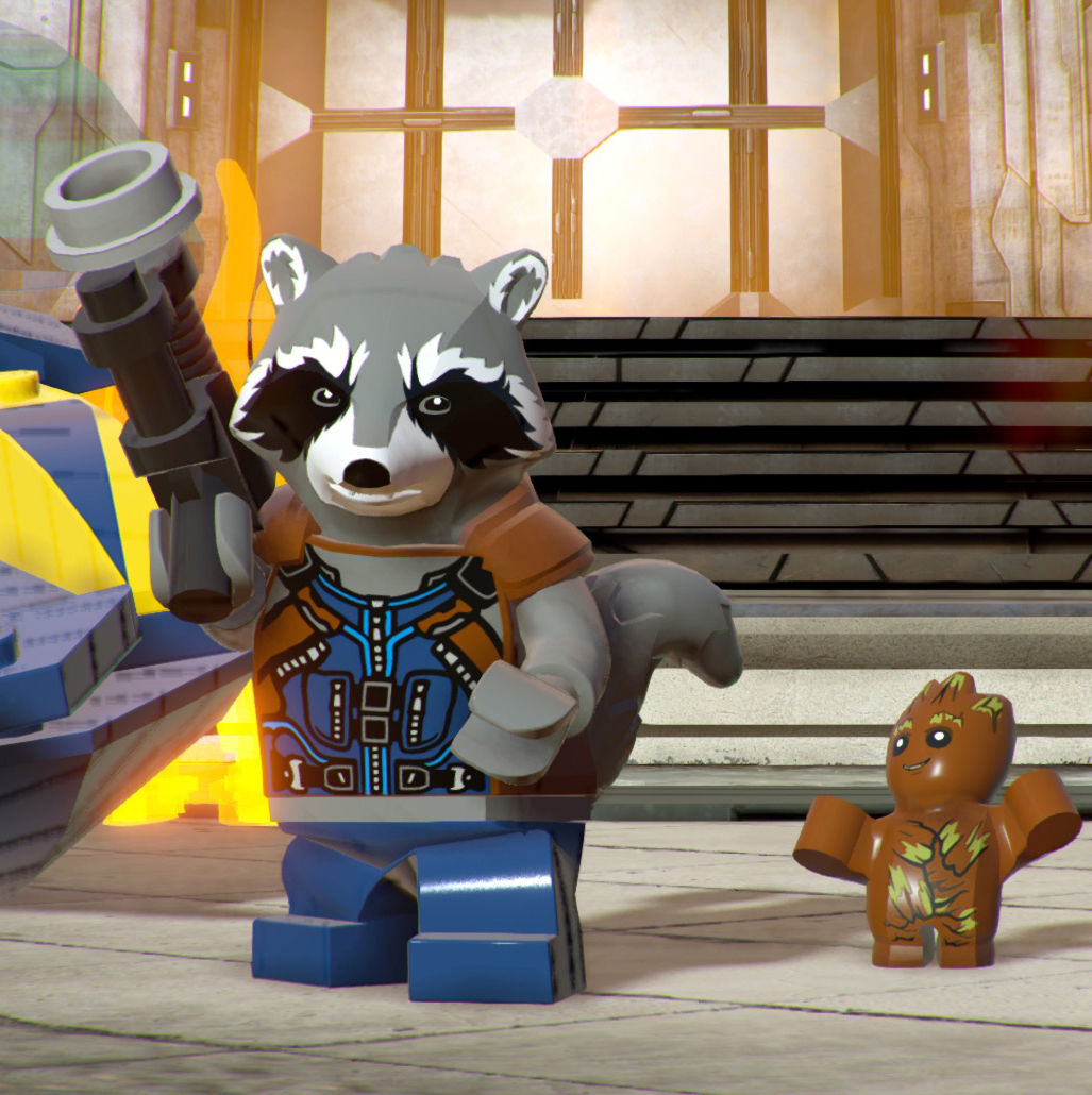 Analisis De Lego Marvel Super Heroes 2 Para Ps4 3djuegos