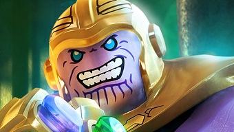 LEGO Marvel Super Heroes 2 tendrá DLC de Los Vengadores: Infinity War