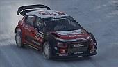 Video WRC 7 - Gameplay con Stéphane Lefebvre: Suecia