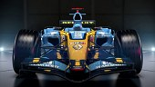Video F1 2017 - Coches Clásicos: 2006 Renault R26