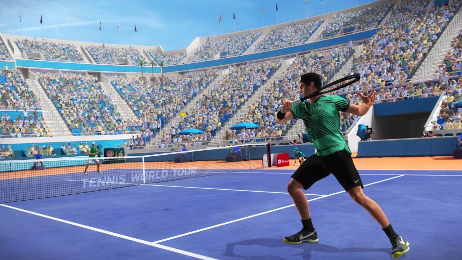 Tennis World Tour analysis