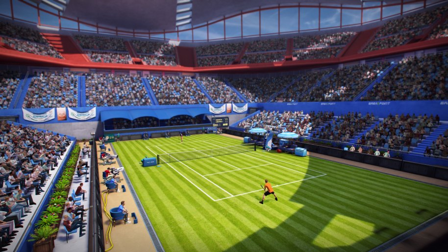 Tennis World Tour PC