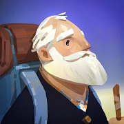 Carátula de Old Man's Journey - iOS
