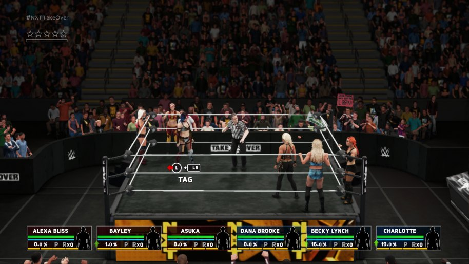 WWE 2K18 PC