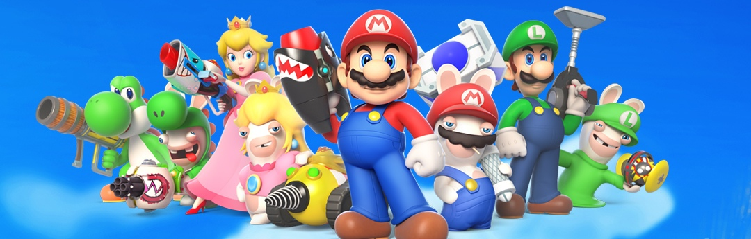Mario + Rabbids Kingdom Battle - Video Impresiones E3 2017