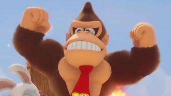 Donkey Kong Adventure, el último DLC de Mario + Rabbids Kingdom Battle