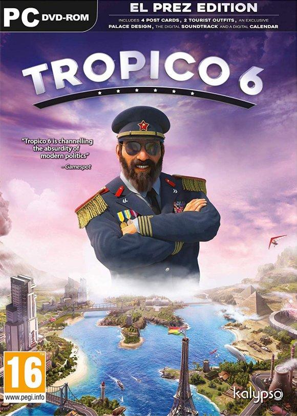 Tropico 6 PC Full Español [GoogleDrive] SilvestreHD