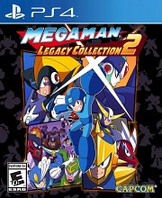 Carátula de Mega Man Legacy Collection 2 - PS4