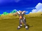Pokémon Ultrasol / Pokémon Ultraluna - Pantalla