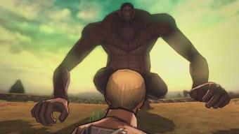Video Attack on Titan 2, Tráiler de Anuncio