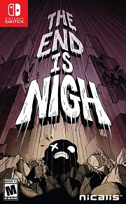 Carátula de The End is Nigh - Nintendo Switch