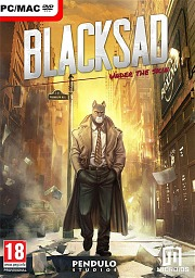 Carátula de Blacksad: Under the Skin - Mac