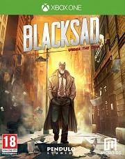 Carátula de Blacksad: Under the Skin - Xbox One
