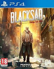 Carátula de Blacksad: Under the Skin - PS4