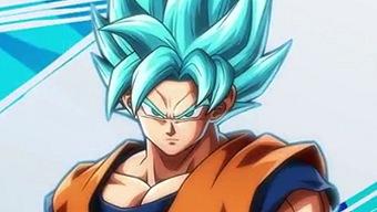 Dragon Ball Fighter Z luce a Goku y Vegeta Super Saiyan Blue en vídeo